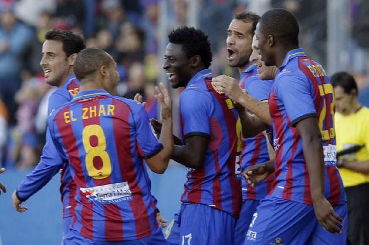 La lista de futbolistas libres que maneja el CD Leganés
