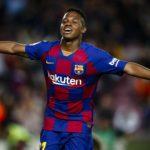 Ansu Fati pulveriza un nuevo récord en la Liga española