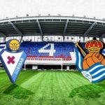 El Éibar-Real Sociedad del domingo en riesgo de suspension
