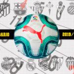 Calendario Primera División: La calculadora del descenso