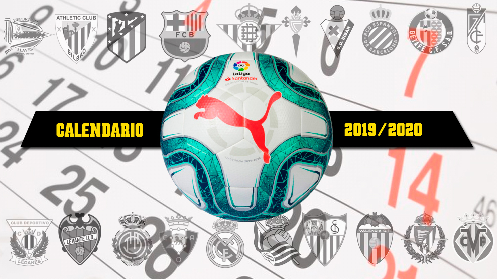 auditoría lección Ambicioso  Calendario de Primera División: La calculadora del descenso