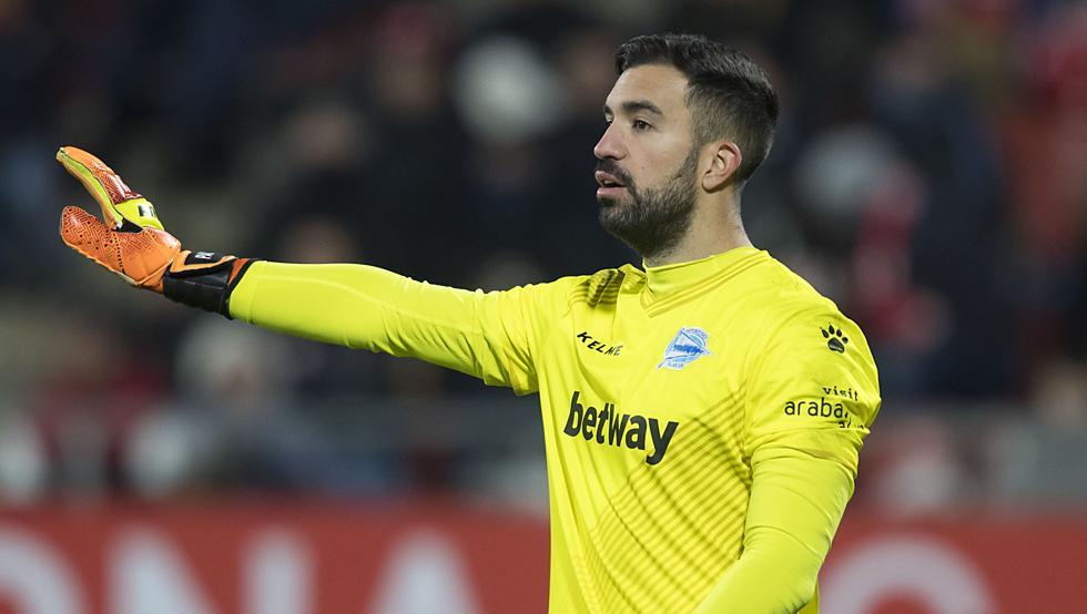 El Real Betis quiere 'pescar' en el Deportivo Alavés