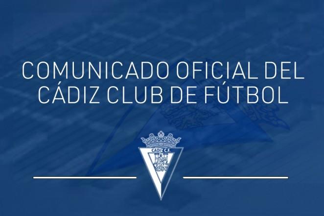 La FIFA prohíbe al Cádiz CF fichar la próxima temporada