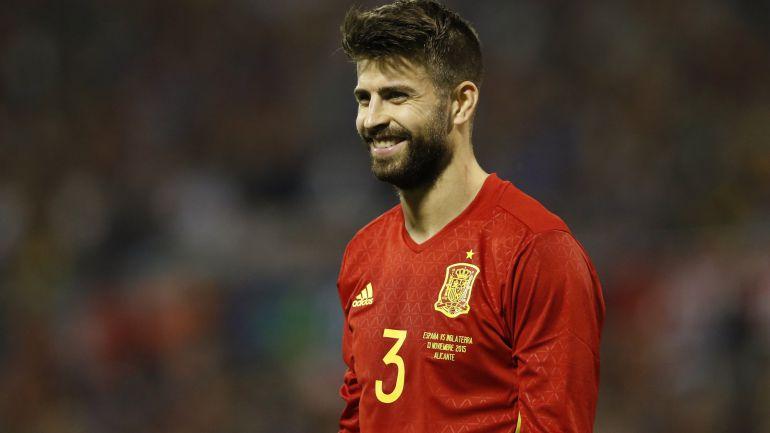 Sobre el retorno de Gerard Piqué a la selección española