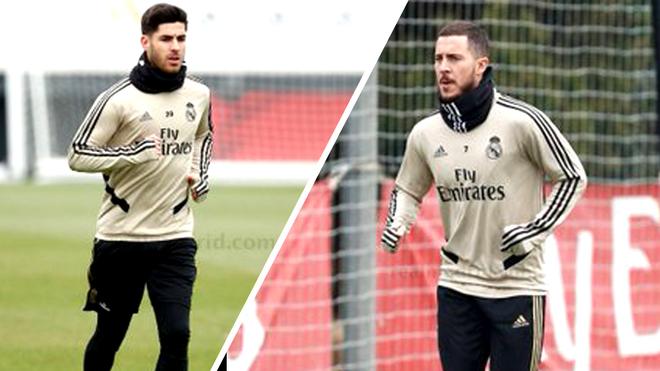 Por fin buenas noticias en el Real Madrid