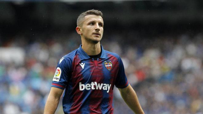 Dos nuevos lesionados en el Levante UD