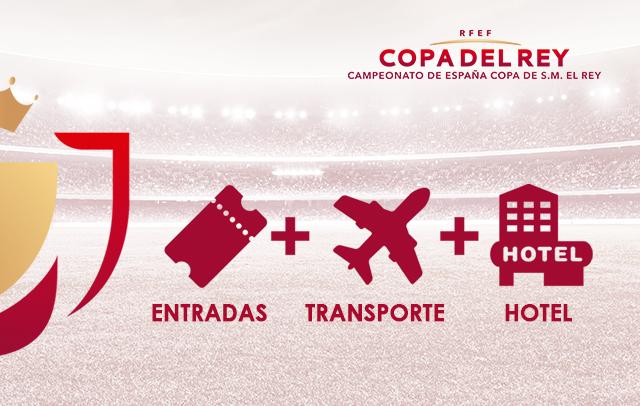 Precio de las entradas para la final de Copa del Rey entre Real Sociedad y Athletic