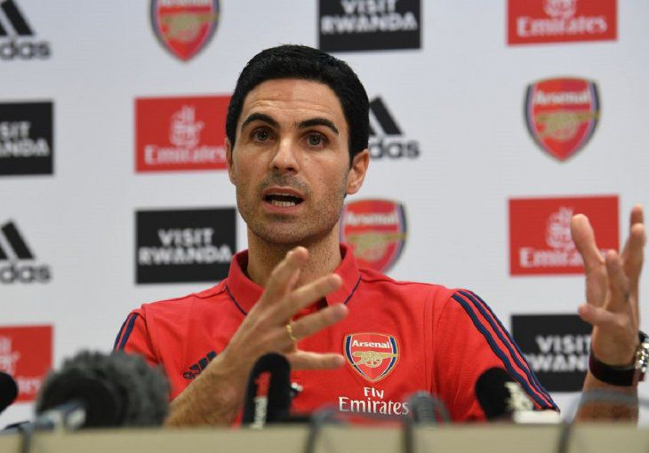 El Arsenal de Mikel Arteta dispuesto a pescar en LaLiga