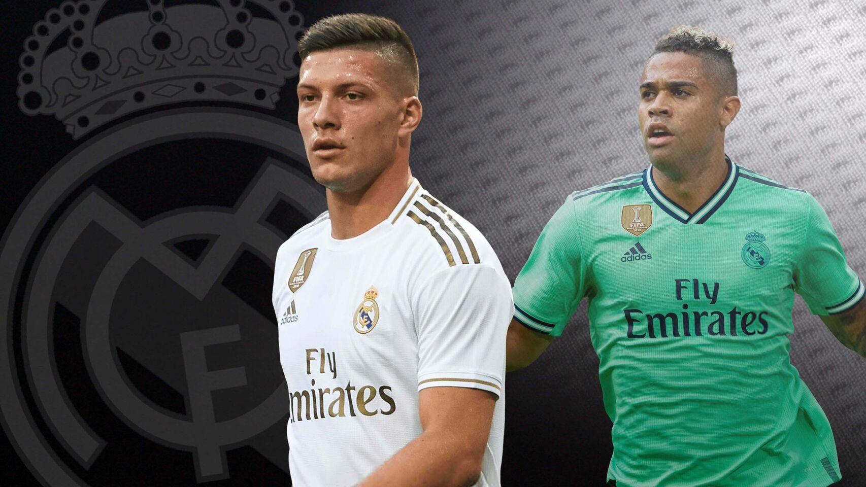 Los cinco descartes del Real Madrid para la próxima temporada