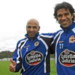 La condición para que Valerón y Manuel Pablo regresen al Deportivo
