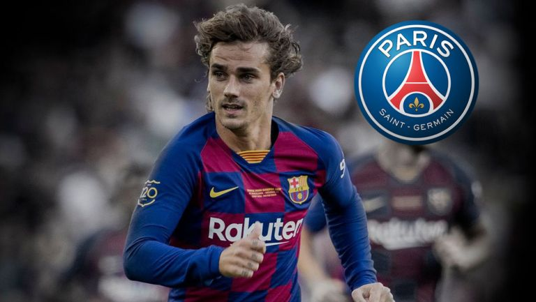 BOMBAZO: Barça y PSG negocian el traspaso de Antoine Griezmann