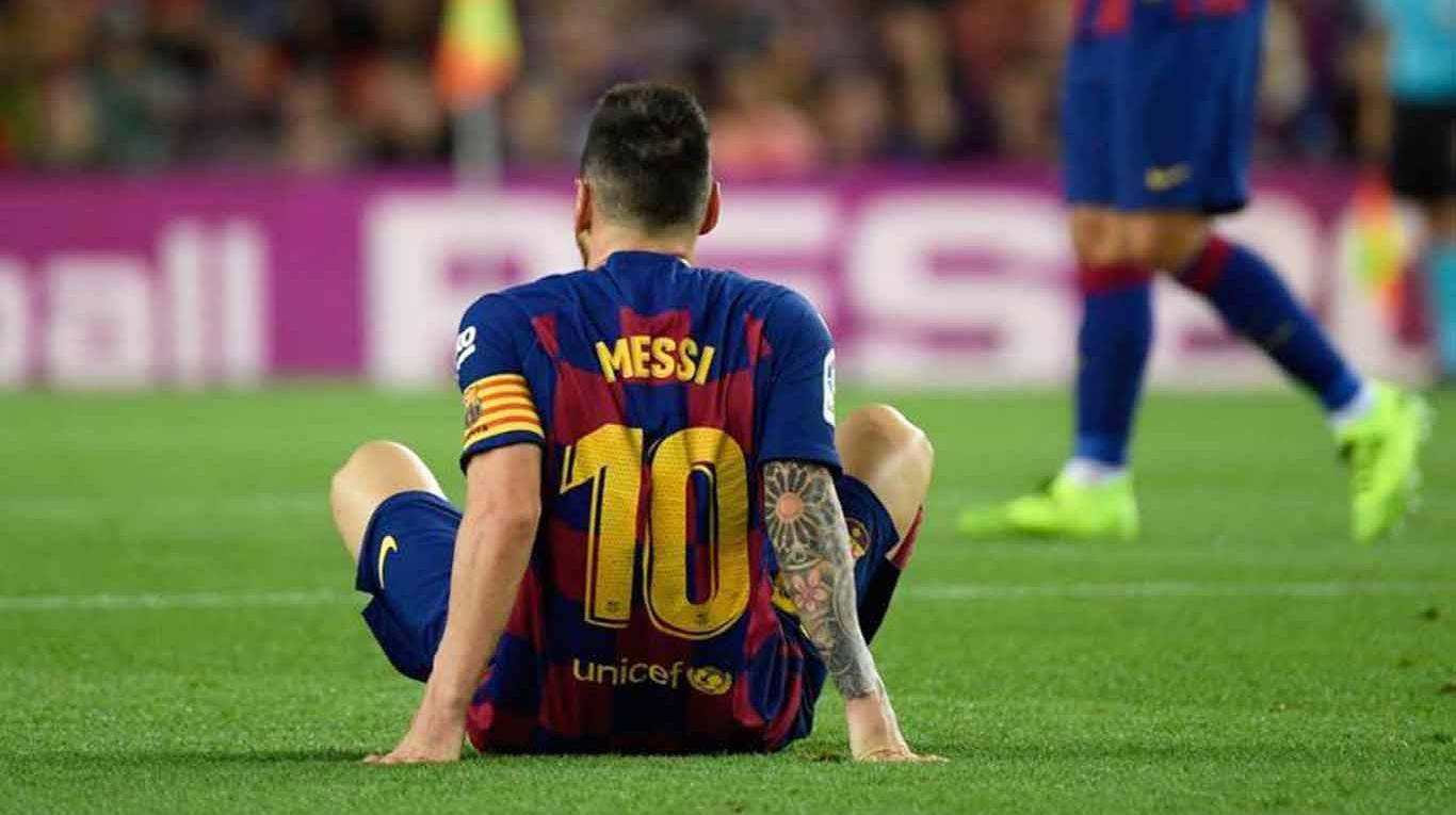 La verdad sobre la lesión de Lionel Messi