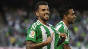 Dani Ceballos regresa al Betis