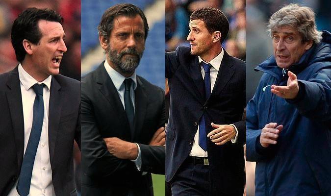 Entrenadores que aspiran a regresar a la Liga española