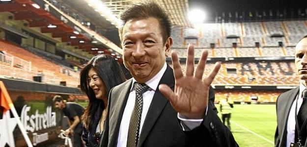 Peter Lim pone el Valencia Club de Fútbol en venta