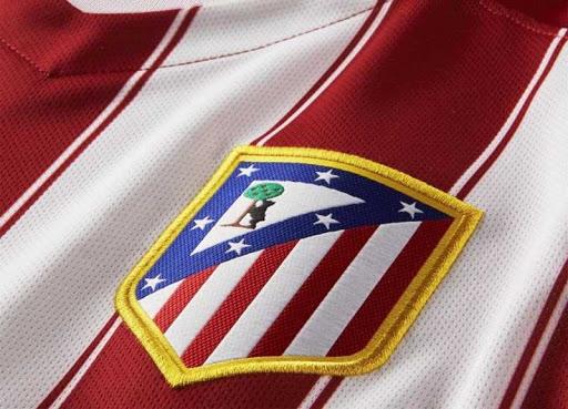 El Atlético volverá a lucir su escudo clásico en la camiseta