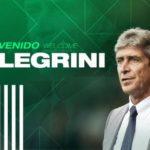 El primer fichaje que Manuel Pellegrini le ha pedido al Real Betis