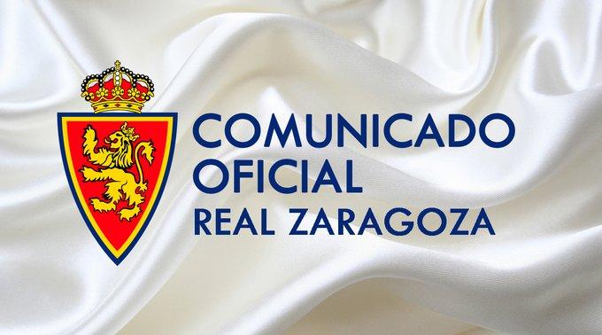 La solución que plantea el Real Zaragoza en su último comunicado oficial