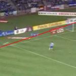 El 'Gol Imposible' de Roberto Carlos