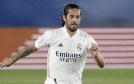 Isco se quiere ir en enero del Real Madrid