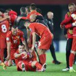 Macedonia del Norte debutará en la Euro 2021