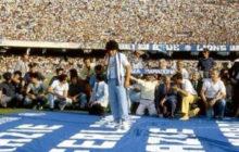 El día que Maradona puso en pie a Nápoles
