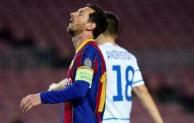 ¿Messi al PSG?