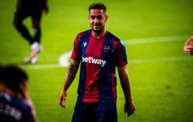 Sergio León, 1 gol en LaLiga en 31 meses