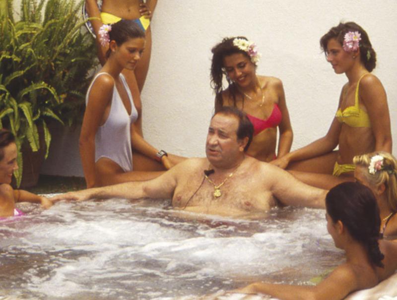 Los peculiares y extravagantes presidentes del fútbol español de los 90