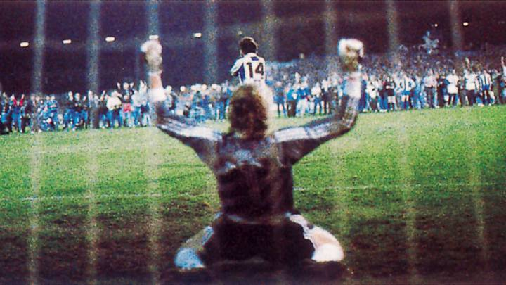 La remontada del Bayer Leverkusen en la final de la UEFA 1988