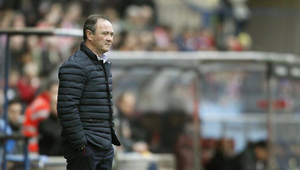 El Real Zaragoza ya tiene nuevo entrenador