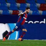 El Real Betis, el rival preferido del Levante y de Morales