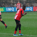 El hermano de Iñaki Williams debuta en una convocatoria del Athletic