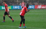 El hermano de Iñaki Williams debuta en una convocatoria del Athletic