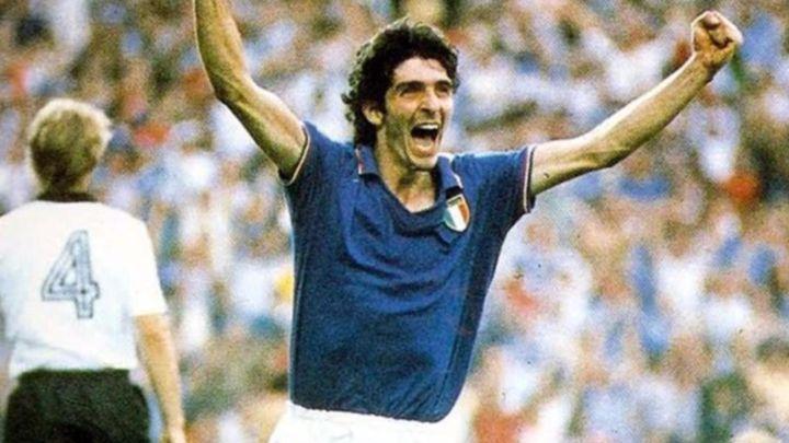 Muere Paolo Rossi, el histórico goleador de España 82
