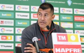 Jorge Almirón dimite como entrenador del Elche