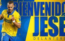 Jesé vuelve a Las Palmas