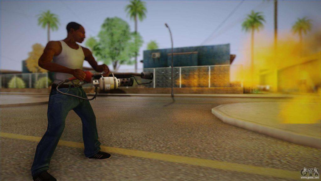 todos los trucos GTA San Andreas