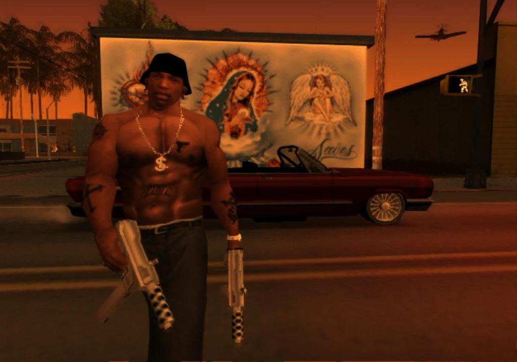 Todos los trucos del GTA San Andreas