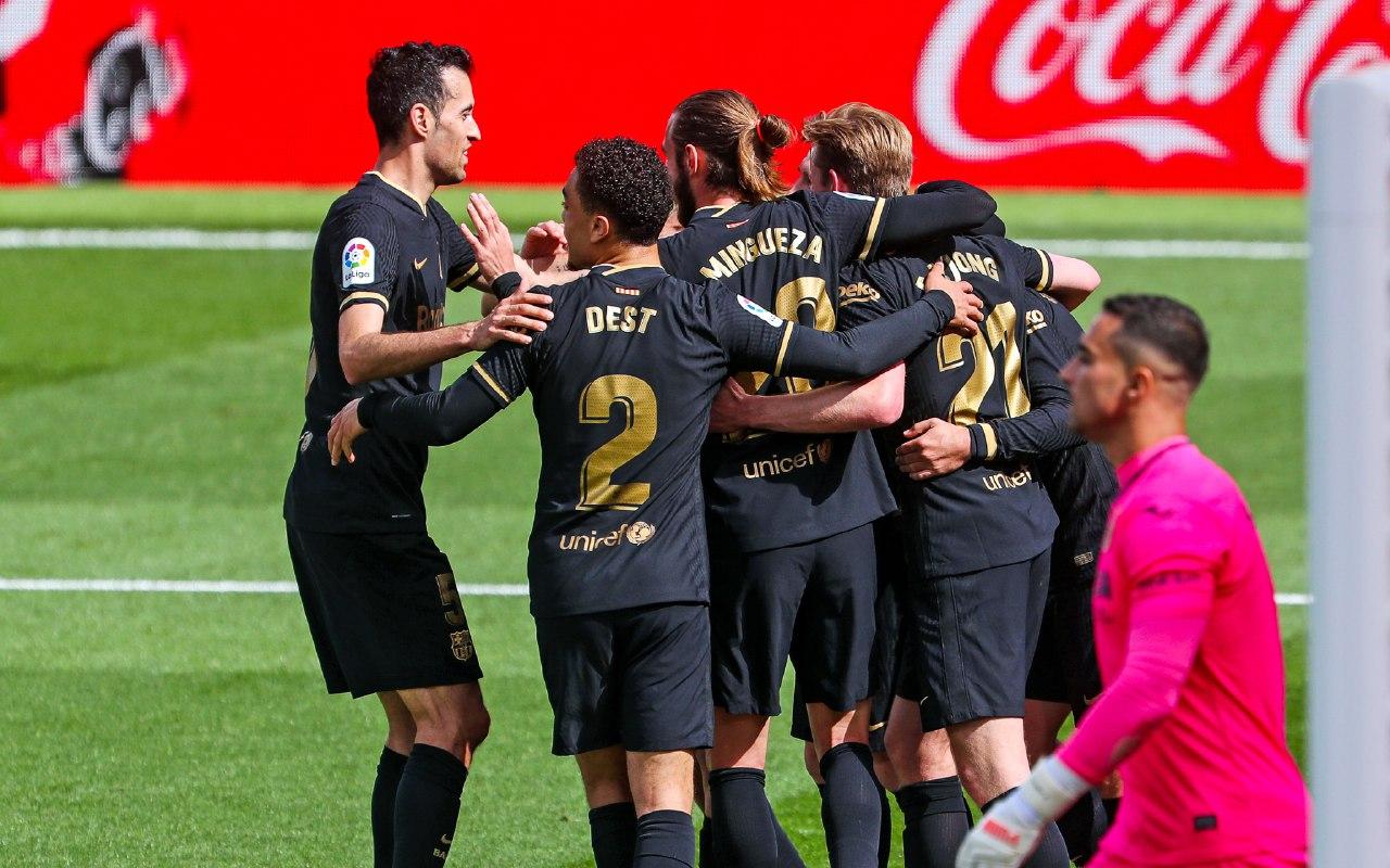 En el FC Barcelona ya sueñan con el 'Doblete'