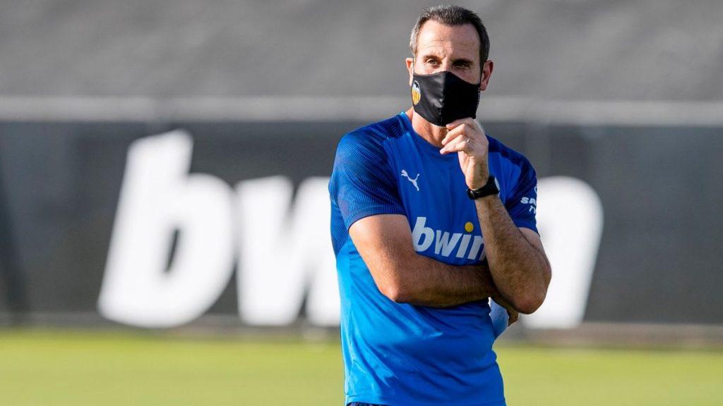 ¿Cuántas veces ha estado Voro como entrenador del Valencia?