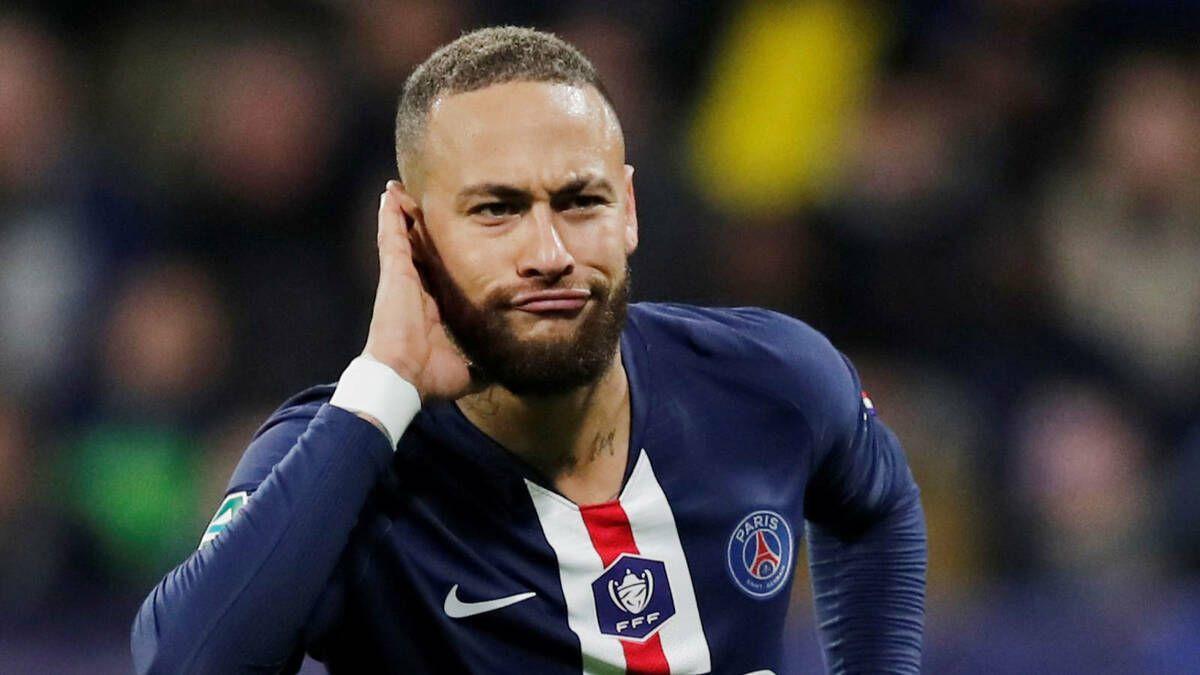 """El PSG paga 6,5 millones a Neymar por """"ser cortés y amable"""" con los aficionados"""