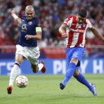 Las oscuras sensaciones del debut del Atlético de Madrid en Champions