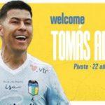 Tomás Alarcón: la ilusión del Cádiz CF