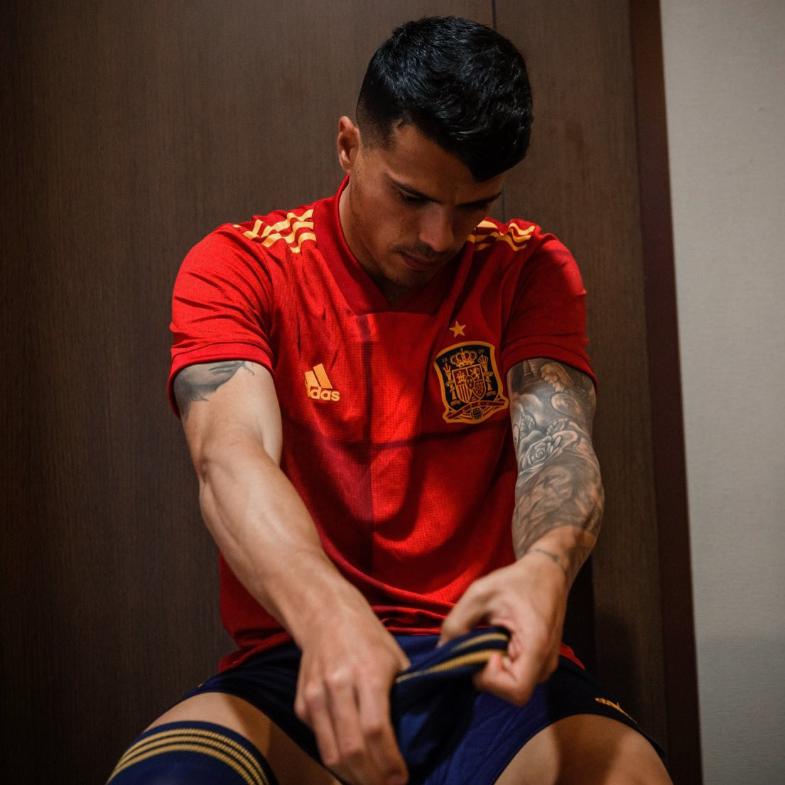 Pedro Porro sale del charco y manda un guiño a Madrid, Barça y Atleti